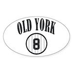 Old York Sticker