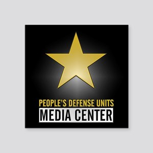 YPG People's Defense Units - Media Center Sticker