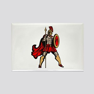 Spartan Warrior Magnets