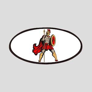 Spartan Warrior Patch