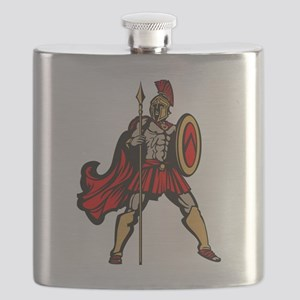 Spartan Warrior Flask