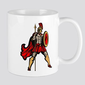 Spartan Warrior Mugs