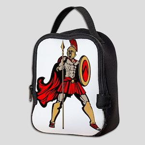Spartan Warrior Neoprene Lunch Bag