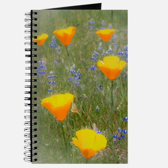 Field of Wildflowers Journal