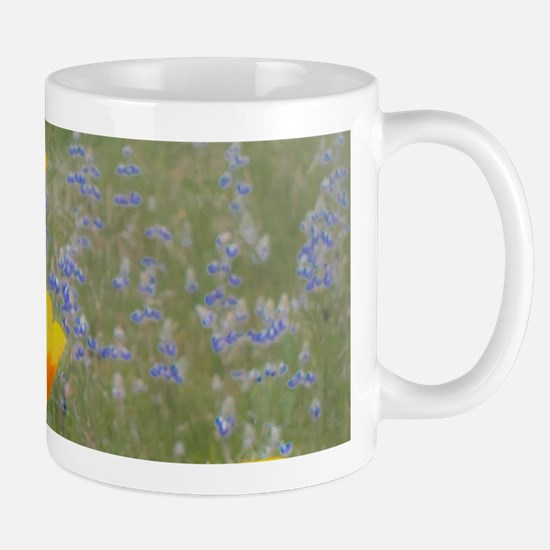 Field of Wildflowers Mugs
