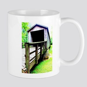Covered Bridge. Mugs