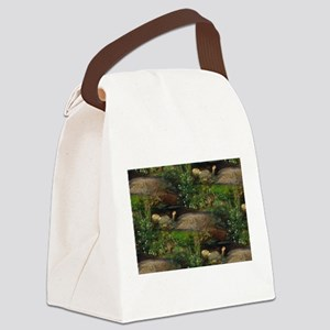 ophelia Canvas Lunch Bag