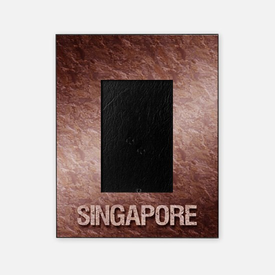 Singapore Stone Textured Picture Frame