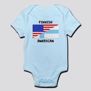 Finnish American Body Suit