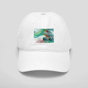 Abstract 1044 Baseball Cap