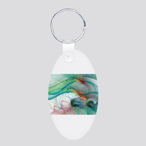 Abstract 1044 Keychains