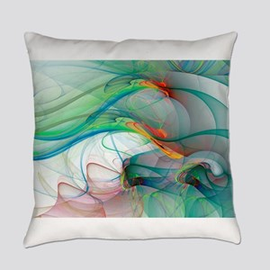 Abstract 1044 Everyday Pillow