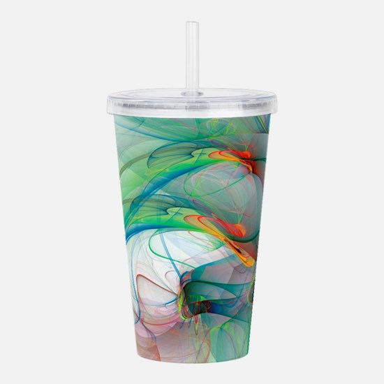 Abstract 1044 Acrylic Double-wall Tumbler