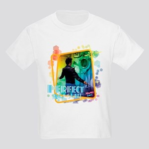 Happy Days: Fonzie Perfect as U Kids Light T-Shirt