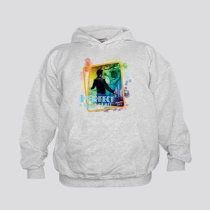 Happy Days: Fonzie Perfect as Usual Kids Hoodie