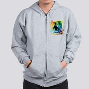 Happy Days: Fonzie Perfect as Usual Zip Hoodie