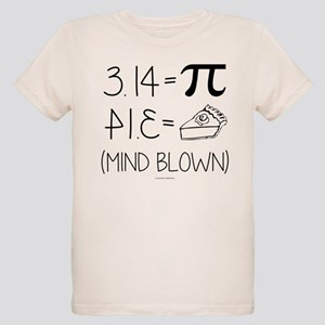 3.14 Pi Equals Pi Backwards T-Shirt