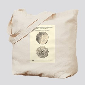 Archeology Series No.10 Tote Bag
