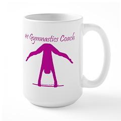 Gymnastics Mug - Coach Mugs