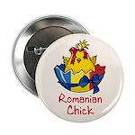 Romanian Chick Button