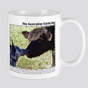 Kissing Cows Mug