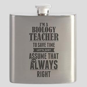 I AM A BIOLOGY TEACHER TO-SAVE TIME LETS JUST ASSU