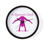 Gymnastics Clock - Coach
