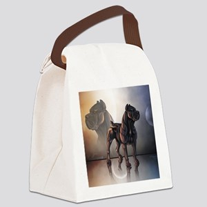 Dolce Canvas Lunch Bag