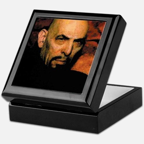 Anton LaVey Keepsake Box