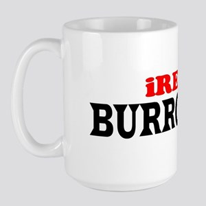 iREAD Burroughs Large Mug