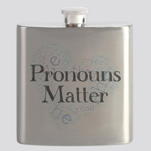 Pronouns Matter Flask