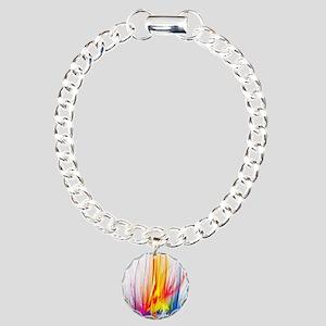 Paint Splatter Bracelet