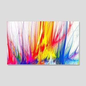 Paint Splatter Wall Decal