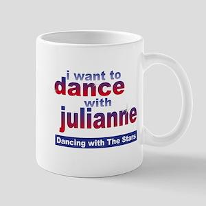 Dwts I Want To Dance With Julianne Mug Mugs