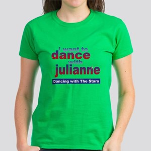 Dance With Julianne Women's Dark T-Shirt