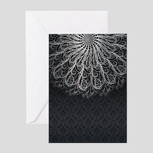 Elegant Pattern Greeting Cards