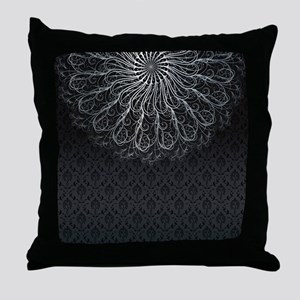 Elegant Pattern Throw Pillow