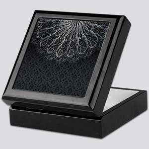 Elegant Pattern Keepsake Box