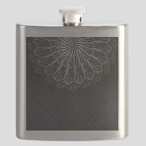 Elegant Pattern Flask
