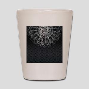 Elegant Pattern Shot Glass