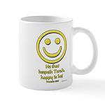 Happy Is He Who Keeps Torah Mug