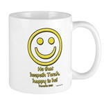 Happy Is He Who Keeps Torah Mug