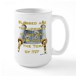 Psalms 119:1 Large Mug