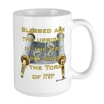 Psalms 119:1 Large Mug