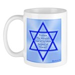 Star of Jacob Mug