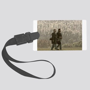 After a Long Battle Luggage Tag