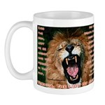 Yeshua, The Lion Of Judah Mug