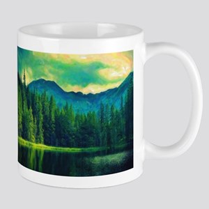 Mountain Pines Mug Mugs