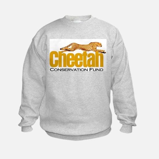 CCF Logo HI Transparent.jpg Sweatshirt