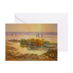 Reflections of Summer Note Cards (Pk of 10)